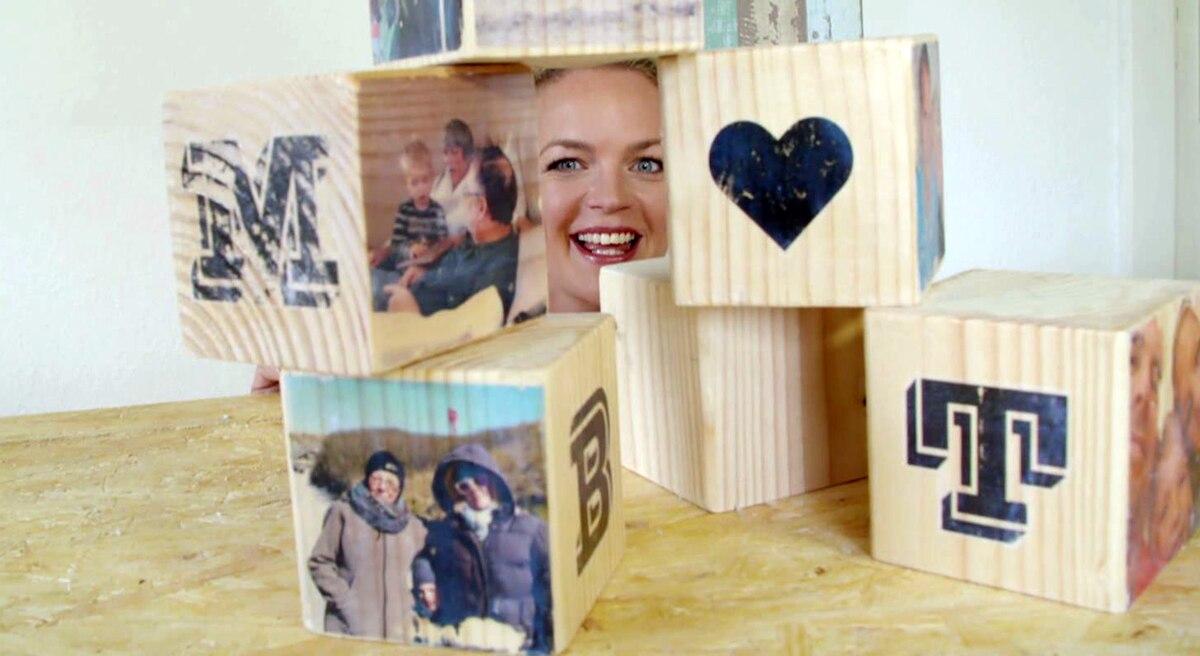 Evas Basteltipp: Familienwürfel (Video) - Zuhause im Glück ...